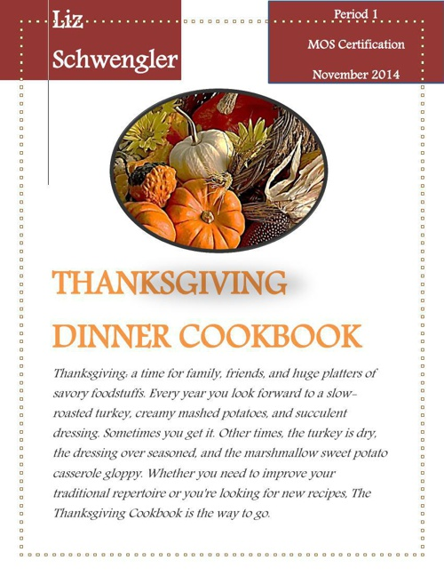 thanksgiving pdf