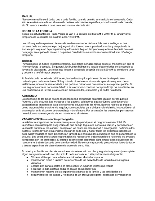 GMS Handbook Spanish