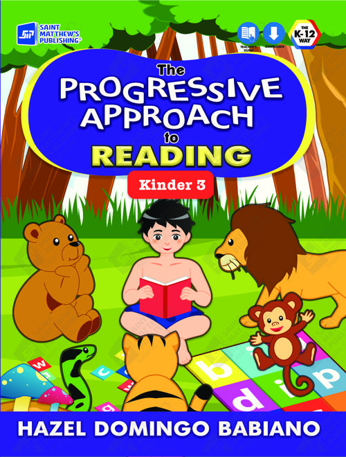 The Progressive Approach to Reading Kinder 3
