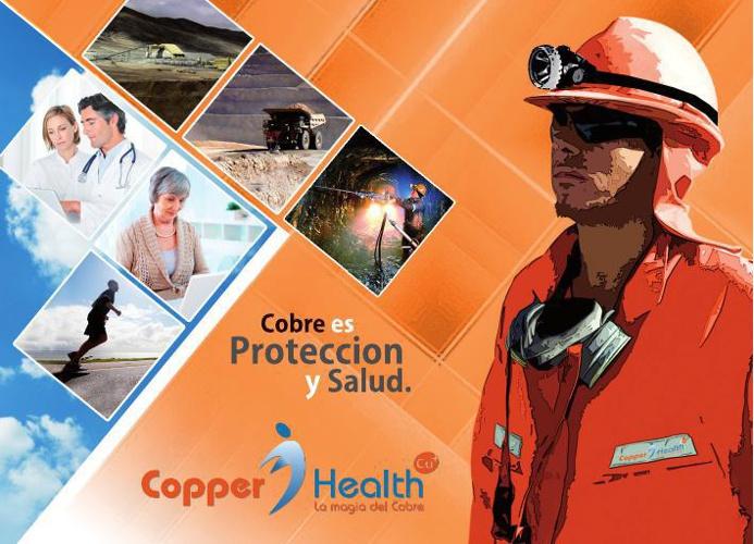 Catálogo CopperHealth