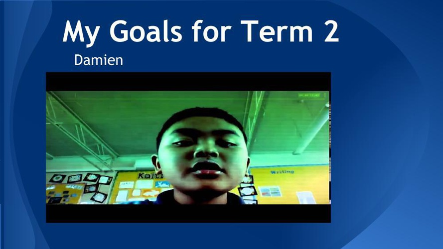 Goal Setting Template for Flox and McCahon DT