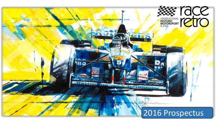 Race Retro 2016 Prospectus