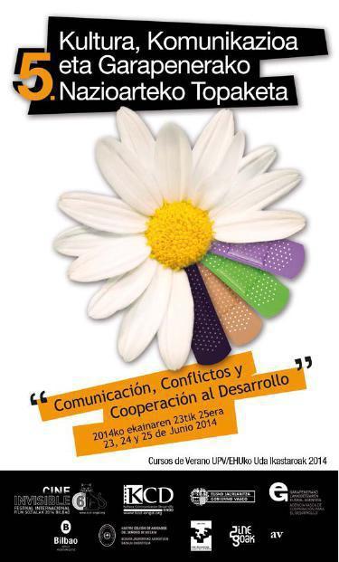 Programa 5º Encuentro de Cultura, Comunicación y Desarrollo