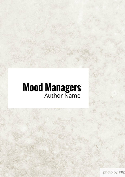 Mood Manager Book