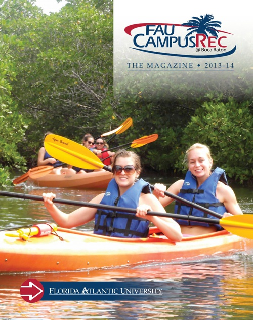 2013-14 Campus Recreation Magazine
