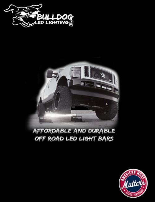 Bulldog LED Lighting Catalog 2014