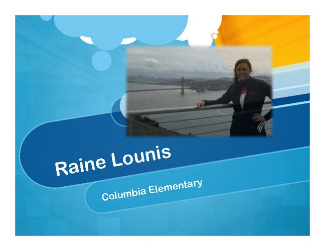 Raine Lounis