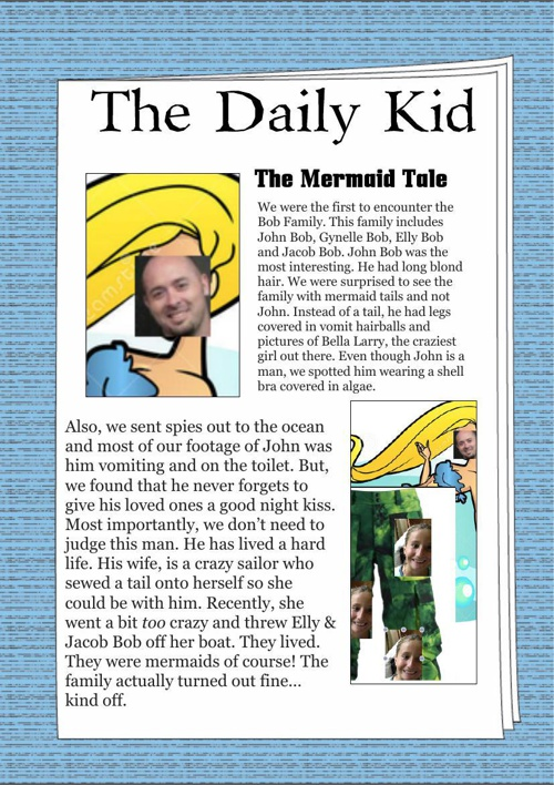 The Daily Kid