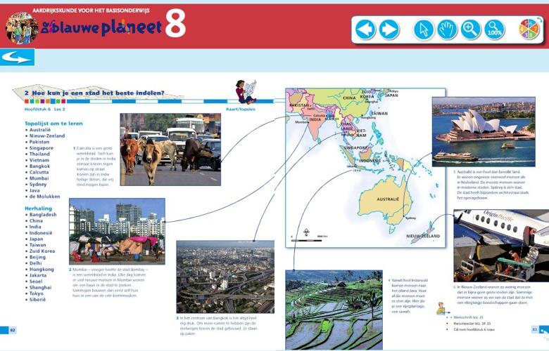 De blauwe planeet hoofdstuk 6 groep 8