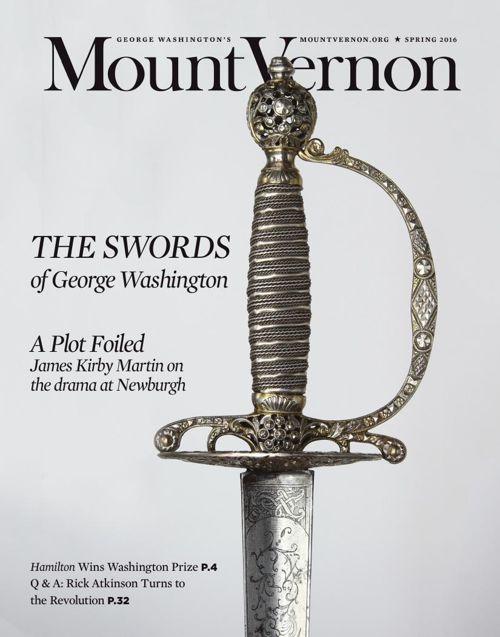 Mount Vernon Magazine - Spring 2016