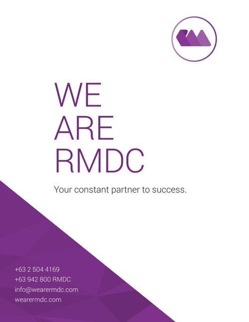 RMDC Company Profile