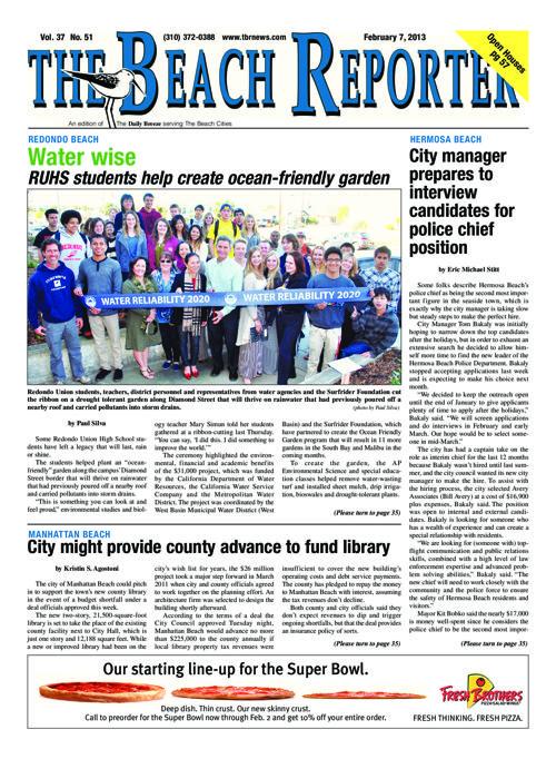 The Beach Reporter | 2-7-13