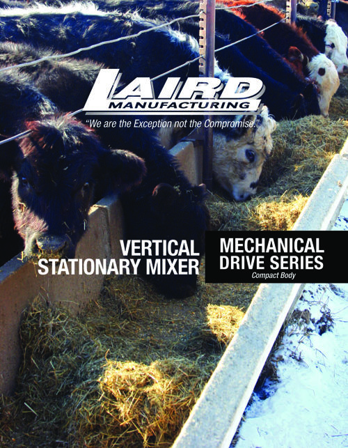 VS-Mechanical Drive compact body
