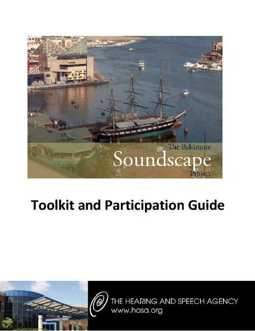 Soundscape Toolkit