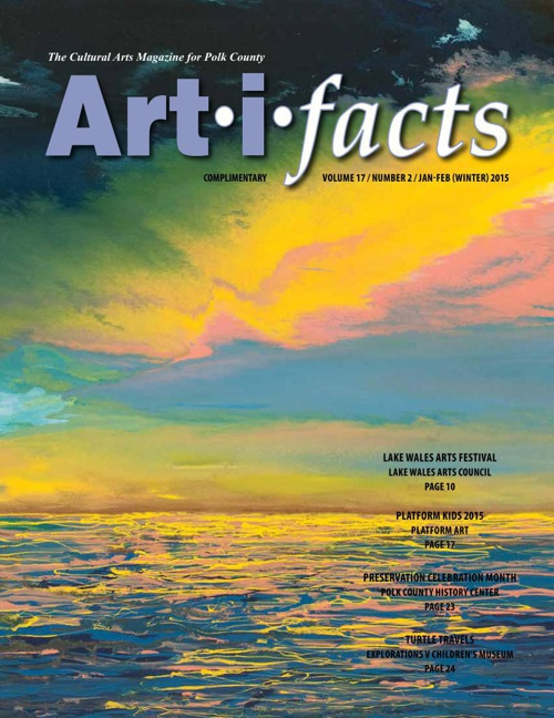Art-i-facts Jan-Feb 2015