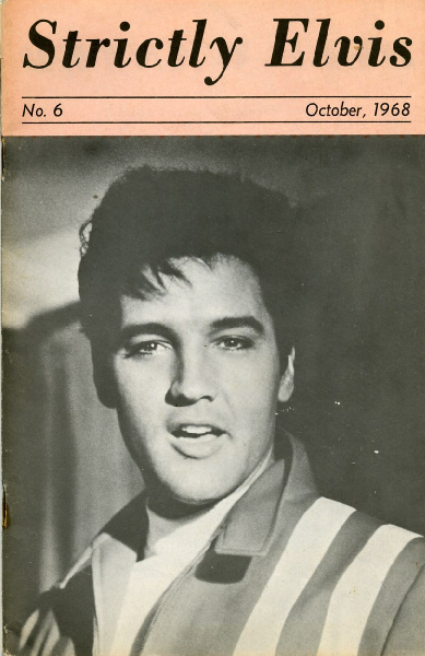 Strictly Elvis No.6 (October 1968)