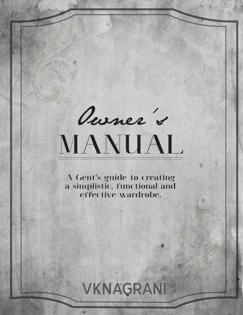 VKNAGRANI THE MANUAL