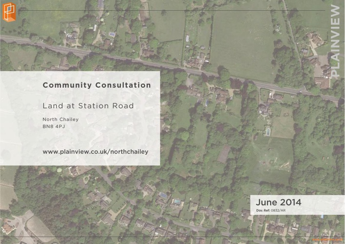 Community Consultation - Land at Station Road