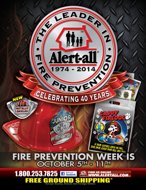 ALERT-ALL 2014 FIRE PREVENTION CATALOG