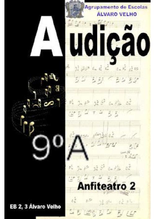 Audição 9ºAno