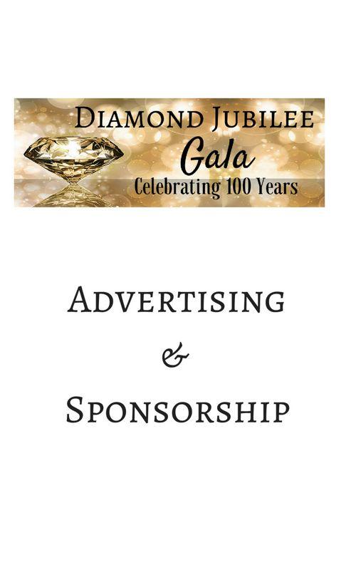 Program:  Diamond Jubilee Gala
