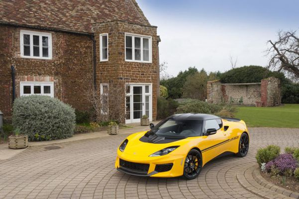 Lotus Evora Sport 410 will be available for sale in North Americ
