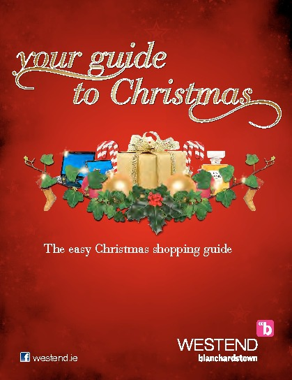 Westend Gift Guide 2012