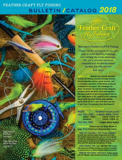 Feather-Craft 2018 Catalog