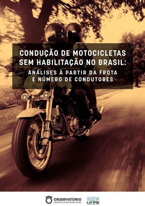 Estudo Condução de Motocicletas no Brasil