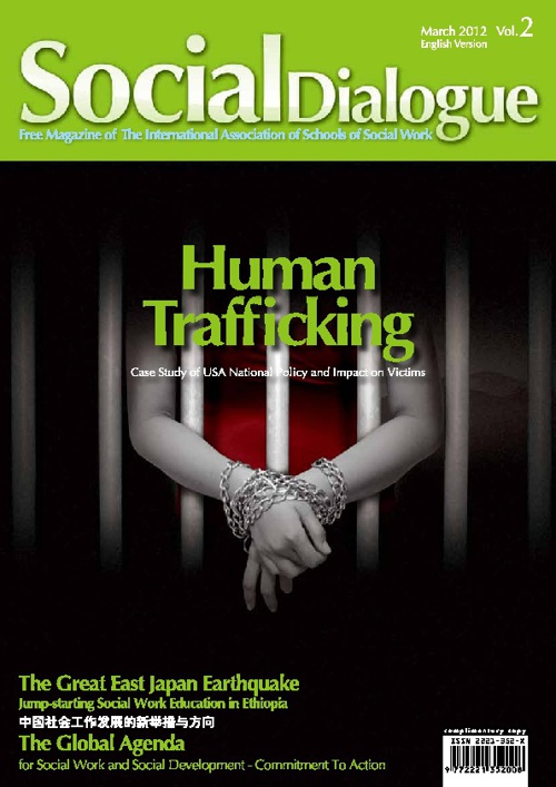 Human Trafficking Social Dialogue