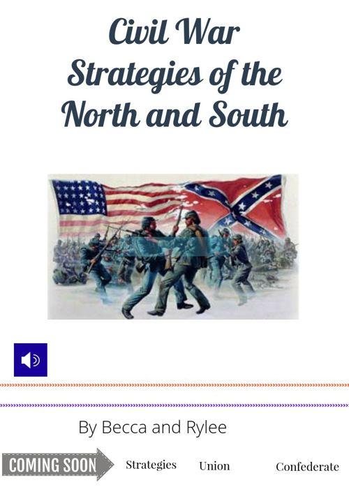 Copy of Civil War Strategies