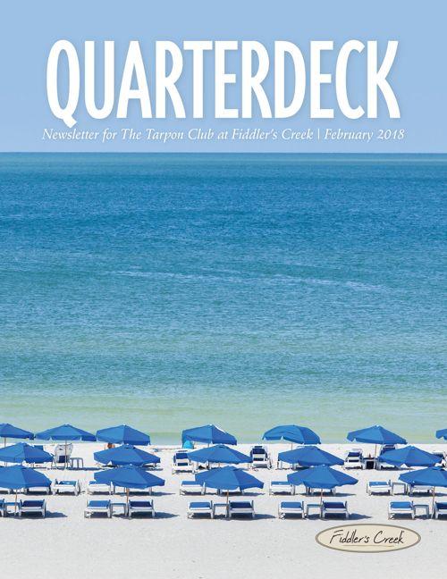 Quarterdeck February