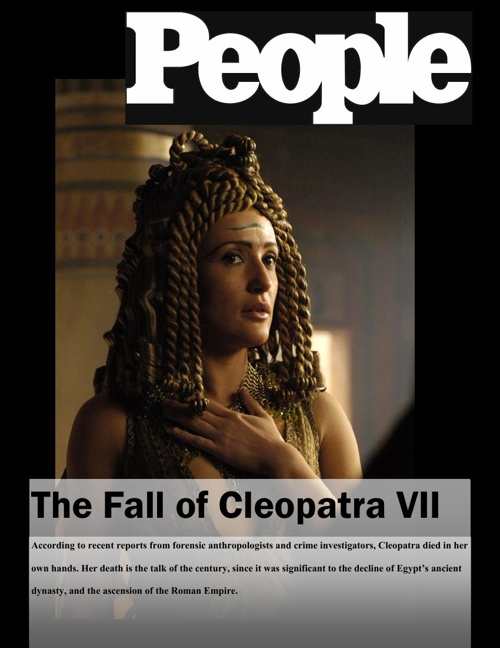 Cleopatra - People Magazine