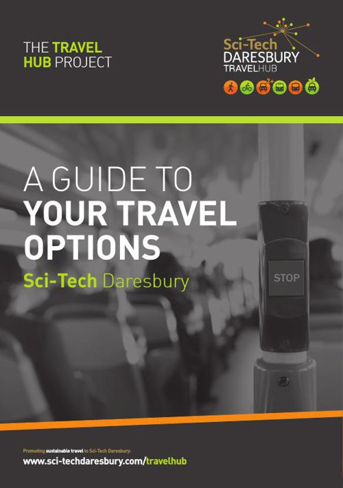 Sci-Tech Daresbury Travel Guide