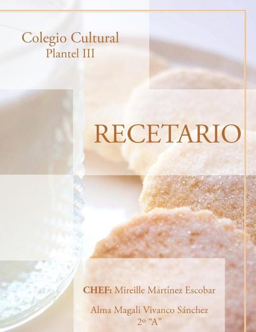 RECETARIO SEGUNDO PARCIAL
