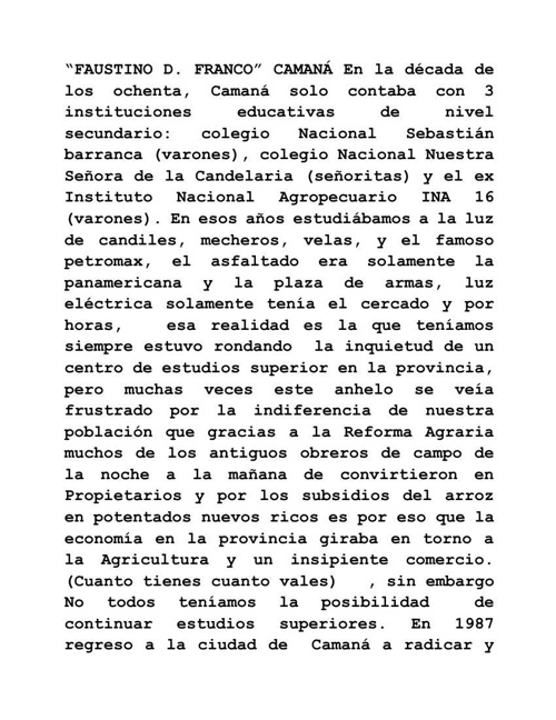 Copy of FAUSTINO B. FRANCO CAMANÁ