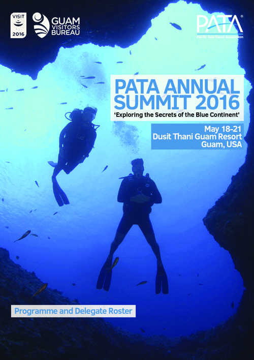 PATA Annual Summit 2016 Programme and Delegate Roster