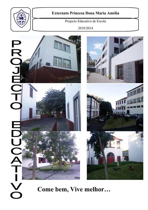 Projeto Educativo da Escola