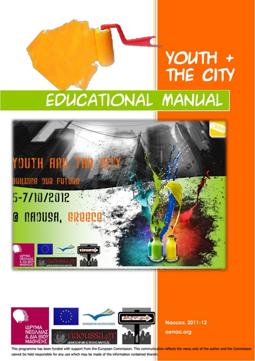 Youth&theCity - Educational Manual