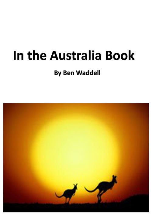 IN THE AUSTRALIA BOOK