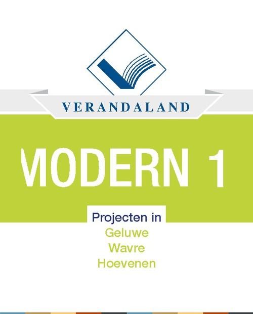Verandaland - Inspiratieboeken Modern