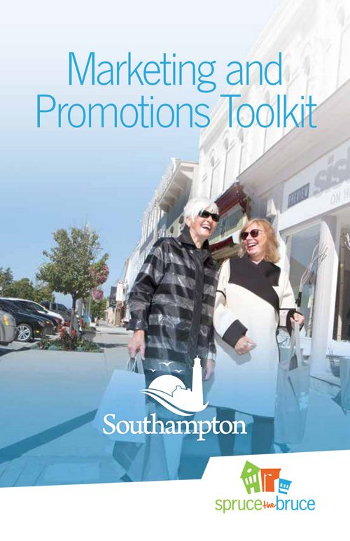 STB - Southampton-Marketing and Promotions Toolkit