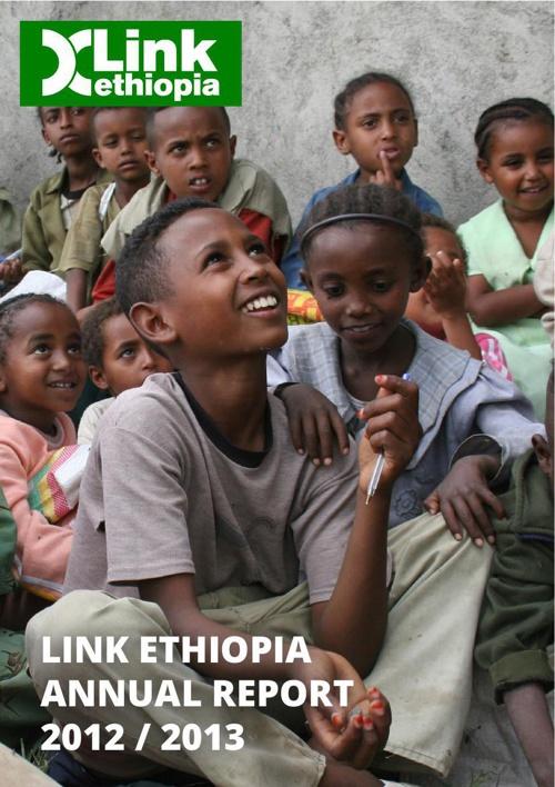 Link Ethiopia's Annual Report 2012-2013