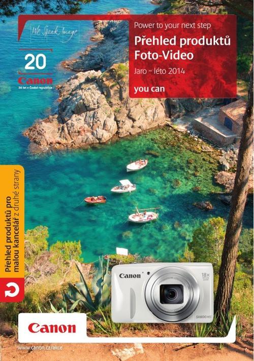 Přehled produktů Foto-Video