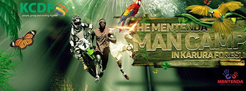 THE MENTENDA MAN CAMP 2015