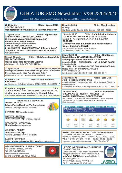newsletter_olbiaturismo_23042015
