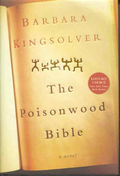 Dialectical Journal: Poisonwood Bible