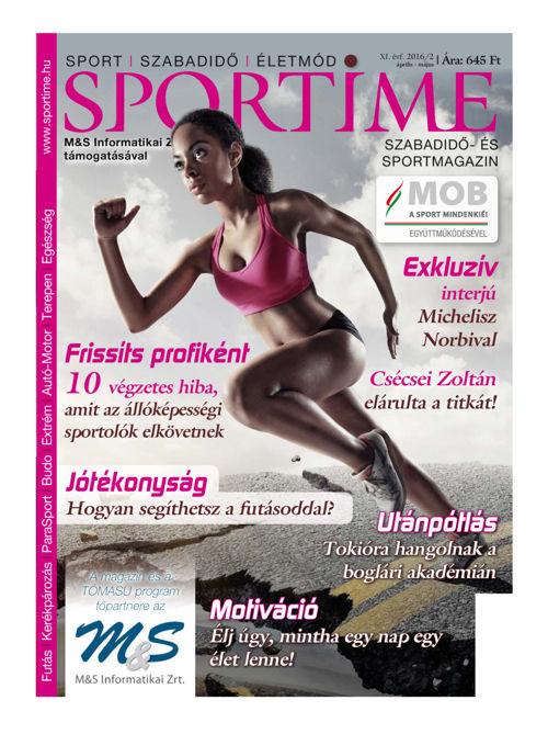 Sportime Magazin_2016_2
