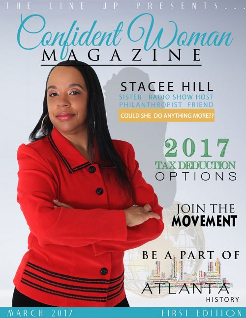 Confident Woman Magazine | March 2017