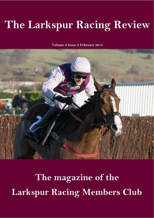 Larkspur Racing Review - February 2015